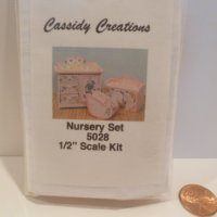 "1/2"" Scale Nursery Set KIT"