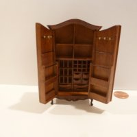 "1/2"" Scale Notions Armoire NWN"