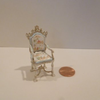 "1/2"" Scale ""Versaille"" Arm Chair GFB"