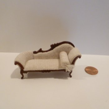 "1/2"" Scale Lounging Chaise MH"