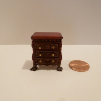 "1/2"" Scale ""Versaille"" End Table MH"