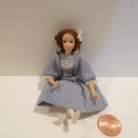 Girl Doll made by Jane Spain